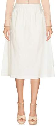 Scaglione 3/4 length skirt