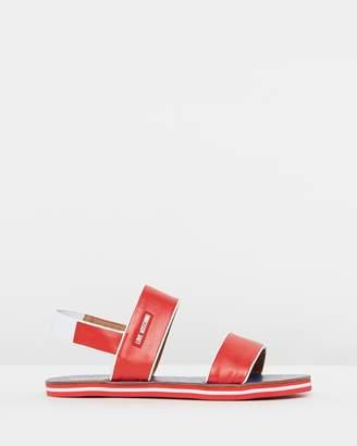 Love Moschino Hearts Sandals