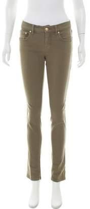 Emilio Pucci Mid-Rise Skinny Jeans