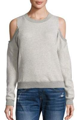 n:Philanthropy Maia Cold-Shoulder Sweatshirt