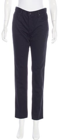 Alexander WangAlexander Wang Mid-Rise Skinny Jeans