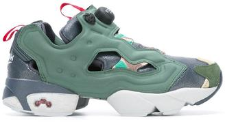 Reebok cut-off detailing chunky sneakers $173.24 thestylecure.com