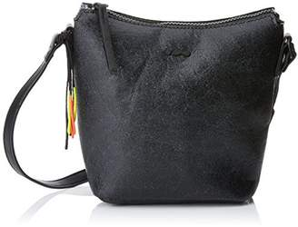 Skunkfunk Women's WBG00741 Shoulder Bag Black