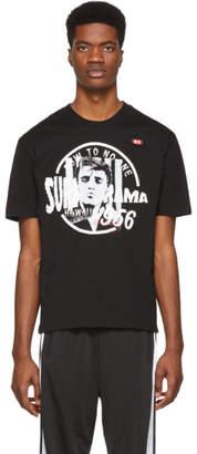 McQ Black Elvis T-Shirt