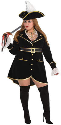 Amscan Treasure Vixen Adult Women Costume - Plus Size