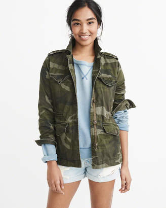 Abercrombie & Fitch Shirt Jacket