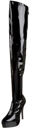 Devious Women's Indulge-3000 Boots,8 41 EU