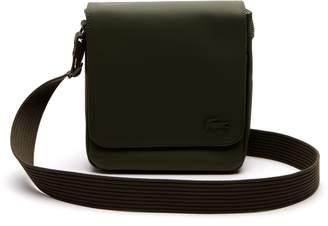 Lacoste Men's Classic Petit Pique Flap Bag