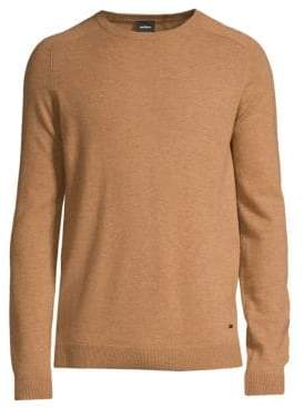 Strellson Larry Slim-Fit Virgin Wool Sweater