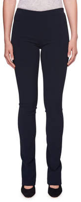 The Row Doco Fitted Skinny-Leg Pants