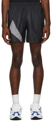 Vector Reebok Classics Black Shorts