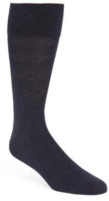 John W. Nordstrom R) Tumbling Blocks Socks