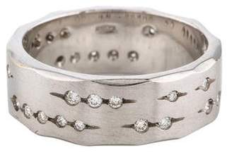 H.Stern 18K Diamond Code Ring