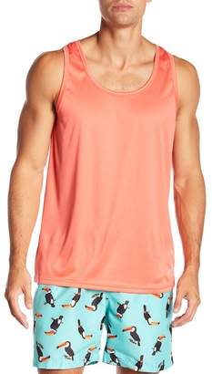 Trunks Surf and Swim CO. Solid Swim Muscle Tank