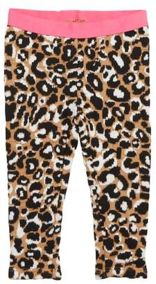 Tucker + Tate Leopard Sweater Leggings