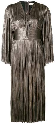 Maria Lucia Hohan pleated midi dress