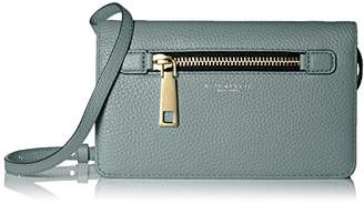 Marc Jacobs Gotham Wallet On Leather Strap