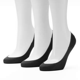 Apt. 9 Women's 3-pk. Extra Low Cut Non-Slip Liner Socks