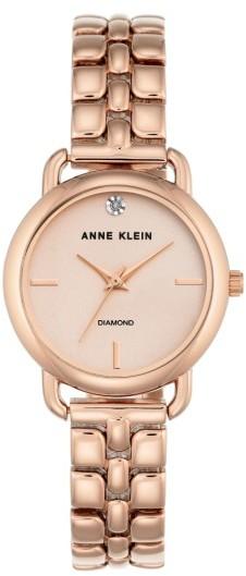 Anne KleinWomen's Anne Klein Diamond Bracelet Watch, 30Mm