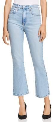 Nobody Belle Jean Ankle Jeans in Dreamy