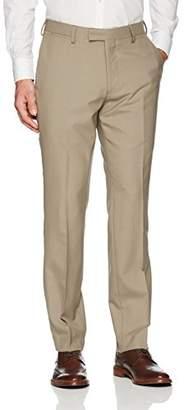 Louis Raphael LUXE Modern Fit Flat Front 100% Wool Dress Pant
