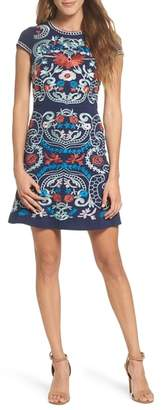 Foxiedox Sierra Embroidered Dress
