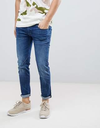 G Star G-Star D-Staq Slim Jeans Medium Indigo