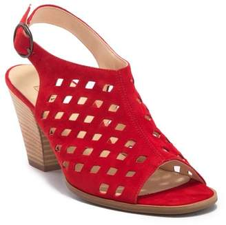 Paul Green Diamond Perforated Sandal