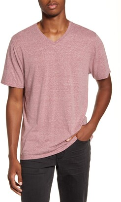 Threads 4 Thought Slim Fit V-Neck T-Shirt