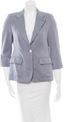 Boy. by Band of Outsiders Pinstriped Blazer Jacket $95 thestylecure.com