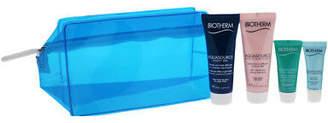 Biotherm Aquasource Dry Skin Kit 0.16oz Deep Serum, 0.10oz Eye Revitalizer,