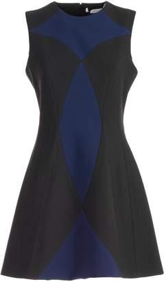 Versace Paneled A-line Dress