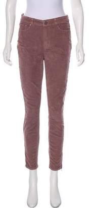 Paige Denim Corduroy Mid-Rise Jeans