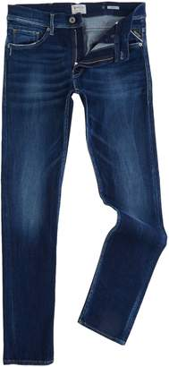 Replay Men's Jondrill Skinny Power Stretch Fit Jeans