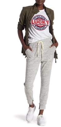 Lucky Brand Cloud Jersey Slim Knit Jogger