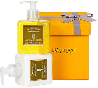 L'Occitane Verbena Hand Wash & Lotion Gift Set