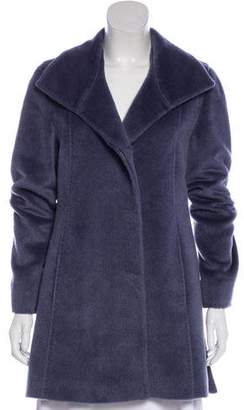 Cinzia Rocca Wool-Blend Short Coat
