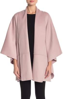 Trina Turk Emmlo Shawl Collar Wool Blend Coat