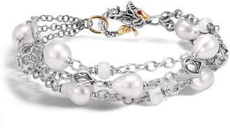 John Hardy Legends Pearl Bracelet