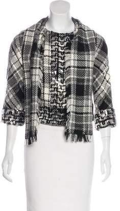 Dolce & Gabbana Embellished Cropped Jacket