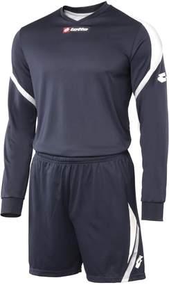 Lotto Sports Football Kit Power Long Sleeve & Shorts (Full Kit) (M)