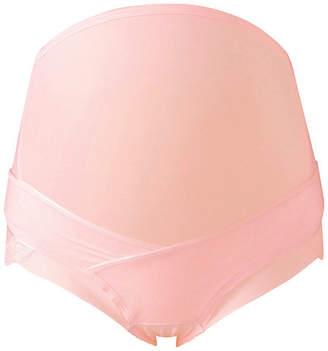 Wacoal (ワコール) - [ワコール マタニティ] [産前]妊婦帯パンツタイプ(ショート) MGP142