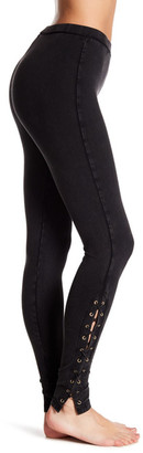 Wild Pearl Lace-Up Legging $26.97 thestylecure.com