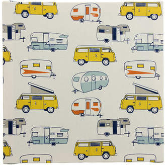 Glenna Jean Happy Camper Fitted Sheet