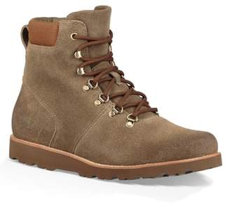 UGG Halfdan Waterproof Lace-Up Boot