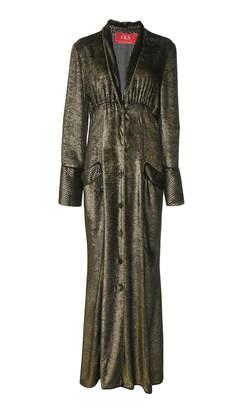 For Restless Sleepers Dedalo Deep V Pajama Dress