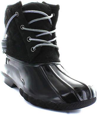 Balenciaga Seven 7 Womens Goose Rain Boots Slip Resistant Flat Heel Lace-up