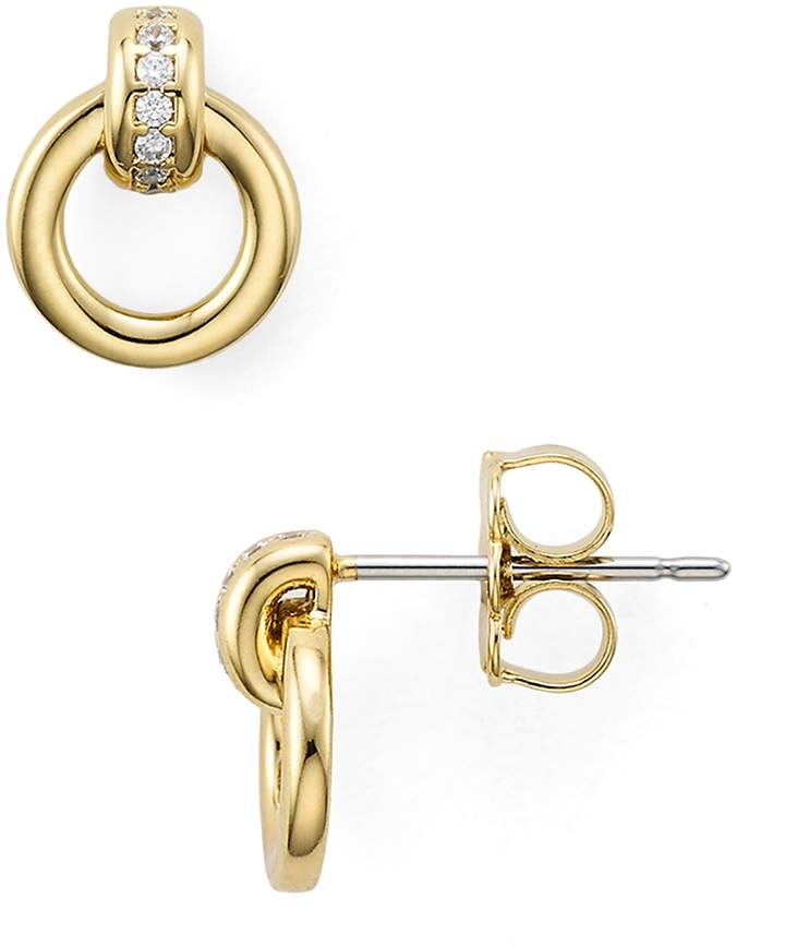 Door Knocker Stud Earrings