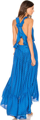 Free People Wild Heart Maxi