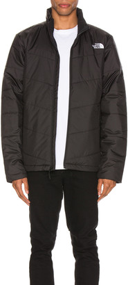 The North Face Junction Insulated Jacket in TNF Black | FWRD